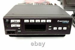 Motorola Astro Spectra UHF P25 Digital Wide/Narrow Trunking Radio 450-482MHz HAM