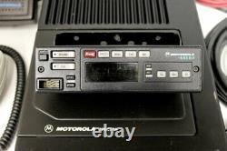 Motorola Astro Spectra VHF 110 Watts 128 Ch 136-162 Mhz W5 2.5kHz HAM