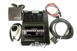 Motorola Astro Spectra VHF 110 Watts 128 Ch 146-174 Mhz W4 HAM