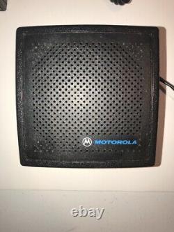 Motorola Astro Spectra W-5 VHF 146 174 MHz, 50 Watt Radio Complete Setup