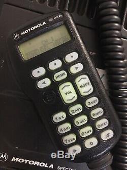 Motorola Astro W3 HHCH Spectra VHF 110w 255CH 146-174 P25 High Power