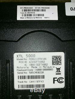 Motorola Astro XTL 5000 XTL5000 UHF 2 Way Radio M20QSS9PW1AN