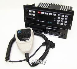 Motorola Astro XTL5000 P25 Digital SmartZone 764-870MHz Radio M20URS9PW1AN
