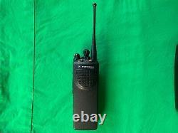 Motorola Astro XTS3000 Two-Way Radio / Analog & Digital / P25 /403 MHz-470 MHz