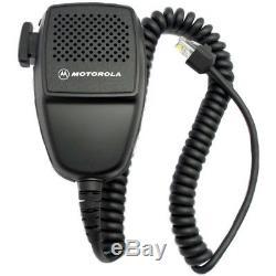 Motorola CDM1250 Mobile Vehicle Radio, UHF (450-512) 64 CH, 40W, AAM25SKD9AA2AN