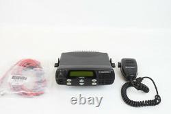 Motorola CDM1250 UHF 40 Watts 64 Ch 450-512 Mhz