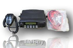 Motorola CDM1550 LS+ UHF 40 Watt 160 Ch 403-470 Mhz Ham