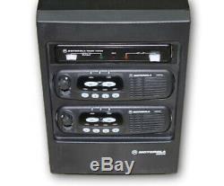 Motorola CDR700 UHF Repeater 403-470 Mhz 40W CDM750 GR1225 GR300 HAM