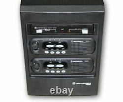 Motorola CDR700 VHF Repeater 136-174 Mhz 45W CDM750 GR1225 GR300 HAM