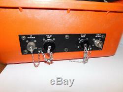 Motorola Futurecom 7y077x05-02 Dvrs Repeater P25 Suitcase Xtl5000 Vhf Uhf 800