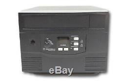Motorola GR1225 UHF Repeater 40 Watts 444-474 Mhz w Duplexer & Base Mic