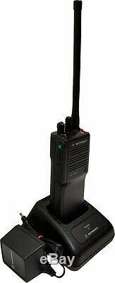 Motorola HT1000 Construction Radio VHF 136-174 MHz 16-Channel Narrowband