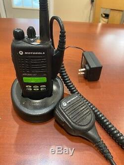 Motorola HT1250 LS+ Two Way Radio UHF 403-470MHZ USED
