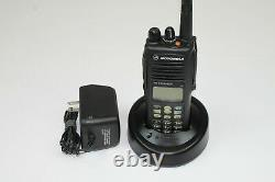 Motorola HT1550 XLS VHF 160 Channels 136-174 Mhz Field Programming Enabled