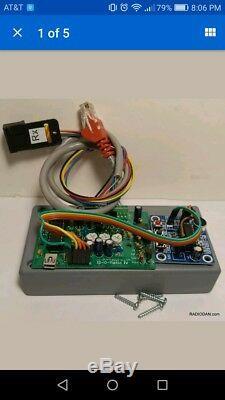 Motorola MCS2000 110 watt uhf fm HAM GMRS repeater CDM750 receiver 440-470 MHZ