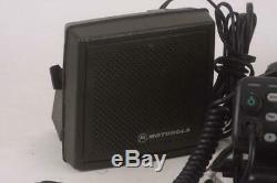 Motorola MCS2000 II VHF 110 watt 146-174 MHz M01KLM9PW6AN