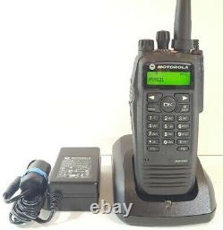 Motorola MOTOTRBO XPR6550 VHF 136-174 MHz DMR Digital Radio AAH55JDH9LA1AN