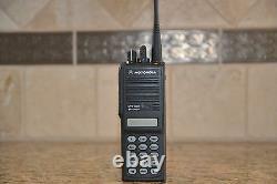 Motorola MTS2000 900MHz Model 3 Portable Intrinsically Safe Model H01WCH4PW1CN