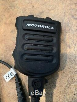 Motorola NMN6272A APX RSM Speaker Mic Impres WithNew Cord