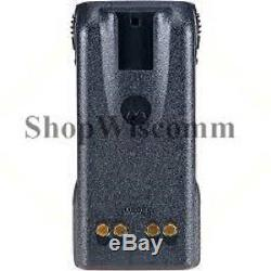 Motorola OEM NNTN7335B IMPRES IP67 Battery LiIon 2700 mAh XTS2500 MT1500