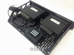 Motorola Quantar, MTR2000, CDM1250 Portable Repeater Controller
