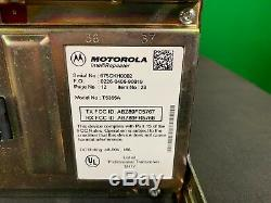 Motorola Quantar T5365A 900 Mhz 100 Watt HAM Repeater with Reference Oscillator