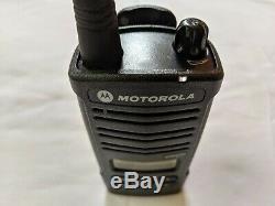 Motorola RDM2070D Walmart VHF Two-Way Radio. 2 watts / 7 channels