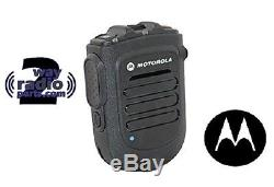 Motorola RLN6554A Bluetooth Wireless Remote Speaker Mic KIT APX6000 APX7000 New