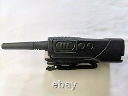 Motorola RMM2050 VHF MURS Two-way Radio. Compatible with Walmart RDM207d