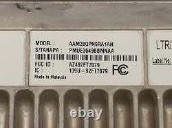 Motorola Radio MOTOTRBO XPR5550e 403-470Mhz UHF 1-40W AAM28QPN9RA1AN WI-FI