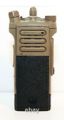 Motorola SRX2200 APX6000 UHF 380-470MHZ Model 3.5 P25 Phase1&2 Radio