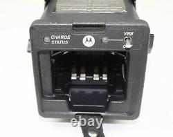 Motorola TRBO Vehicle Charger NNTN7616A XPR6550 XPR6580 APX4000 (Full Kit)