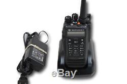 Motorola TRBO XPR6550 XPR 6550 VHF 136-174 Mhz 5W 1000 CH DIGITAL Radio