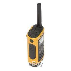 Motorola Talkabout T402 Walkie Talkie Set 35 Mile Two Way Radio Waterproof