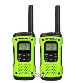 Motorola Talkabout T600 Walkie Talkie Set 35 Mile Two Way FRS Waterproof Radio