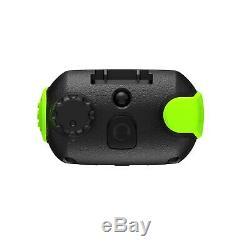 Motorola Talkabout T801 Two-Way Radio, 35 Mile, 2 Pack, Bluetooth, Black & Green