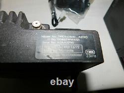 Motorola VHF Astro Spectra W4 P25 Digital Mobile Radio 2.5khz 1MB XTL5000 compat