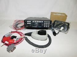 Motorola VHF Astro Spectra W7 P25 Digital Mobile Radio 2.5khz 1MB XTL5000 compat