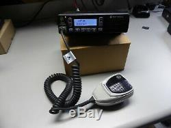Motorola VHF CM300d MotoTRBO / DMR Mobile Radio