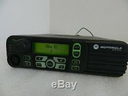 Motorola XPR4550 Two Way Radio AAM27QPH9LA1AN 403-470 MHz, 25-40 WATT UHF CON/PL