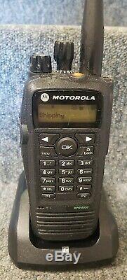 Motorola XPR6550 UHF Digital DMR MotoTrbo Radio AAH55QDH9LA1AN 403-470 GOOD Cond