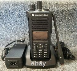 Motorola XPR7580 800/900 Mhz Digital DMR MotoTrbo VERY GOOD Buy 1 to 9 units