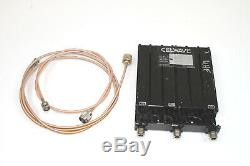 Motorola XPR8300 XPR 8300 UHF 403-470 Mhz 40W TRBO Repeater with Duplexer