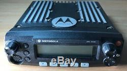 Motorola XTL 2500 P25 Digital 700/800 Mhz Radio & Control Head M21URM9PW1AN