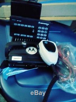 Motorola XTL 5000 VHF 110 watt P25 Digital M20KTS9PW1AN