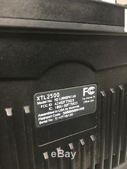 Motorola XTL2500 800 mhz P25 Digital Mobile Radio M21URM9PW1AN Complete package