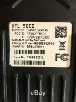 Motorola XTL5000 800MHz 35 watt