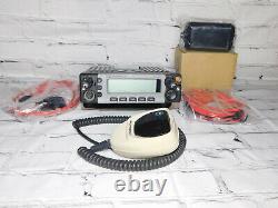 Motorola XTL5000 VHF 136-174mhz P25 Digital Mobile radio With AES, DES 8Algo 05