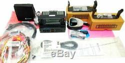Motorola XTL5000 VHF P25 Digital Mobile Radio 50w APX 05 Smartzone AES256 DESOFB
