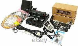 Motorola XTL5000 VHF P25 Mobile Radio 05 Head Keypad 136-174MHz Remote Mount 50w